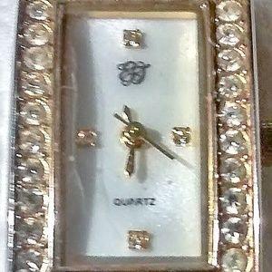 Gold wristwatch from EJ